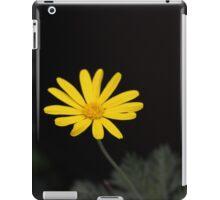Little Yellow Flower iPad Case/Skin