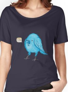 Riley the Raven Women's Relaxed Fit T-Shirt