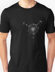 Trans Symbol Bullet Hole T-Shirt