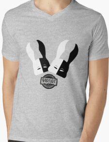 Bioshock Masquerade Ball (White and black) Mens V-Neck T-Shirt