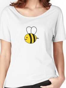 Lil bee Women's Relaxed Fit T-Shirt