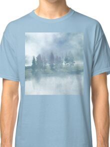 Misty Forest Classic T-Shirt