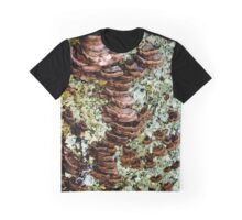 Shroom Climbing Graphic T-Shirt