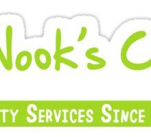 Nook's Cranny Sticker