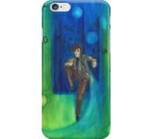 DW: I am a Mad Man with a Box iPhone Case/Skin
