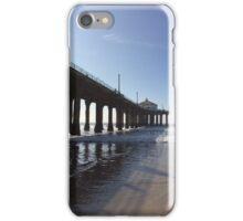 Manhattan Beach Pier iPhone Case/Skin