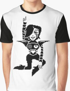 Mettaton - Undertale Graphic T-Shirt
