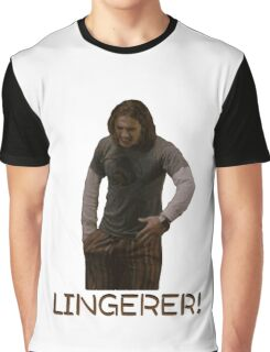 Pineapple express Saul Lingerer! Graphic T-Shirt
