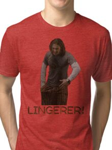 Pineapple express Saul Lingerer! Tri-blend T-Shirt