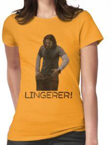 Pineapple express Saul Lingerer! Womens Fitted T-Shirt