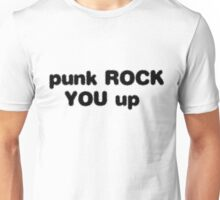 Punk Rock Rebel T-Shirt Unisex T-Shirt