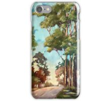 Natchez Trace iPhone Case/Skin