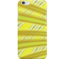 Fractal Play in Citruslicious iPhone Case/Skin