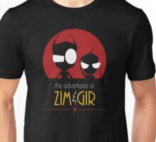 Adventures of Zim & Gir Unisex T-Shirt