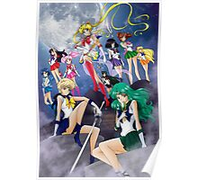 Sailor Moon Crystal III Poster