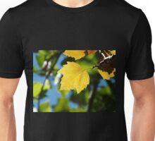 Autumn Yellow   Unisex T-Shirt