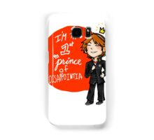 yosuke hanamura: the prince of disappointment! Samsung Galaxy Case/Skin