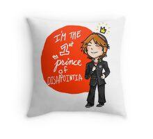 yosuke hanamura: the prince of disappointment! Throw Pillow