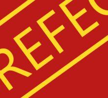 Harry Potter Gryffindor Hogwarts House Prefect Badge Sticker