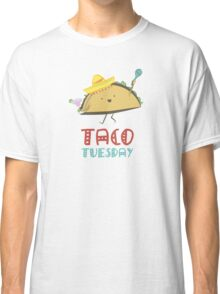 TACO TUESDAY Classic T-Shirt