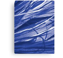 Abstract 1 Digitally Enhanced 9  Canvas Print