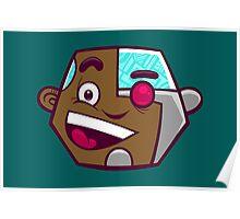Mr. Roboto Poster