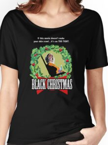 Black Christmas - Original Slasher Women's Relaxed Fit T-Shirt