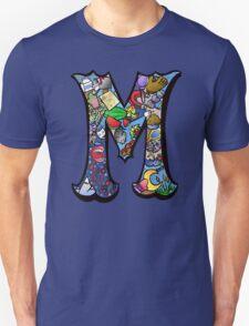 Doodle Letter M T-Shirt
