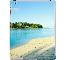 Great tropical images iPad Case/Skin