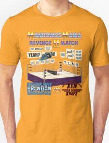 ManitowocMania II: Revenge Match (MAKING A MURDERER) Unisex T-Shirt