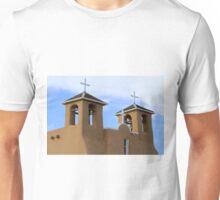 San Francisco de Asis Mission Bell Towers Unisex T-Shirt