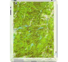 New York NY Paradox Lake 136392 1953 62500 iPad Case/Skin