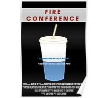 Fire Conference Poster