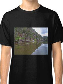 Cataract Gorge, Launceston, Tasmania, Australia Classic T-Shirt