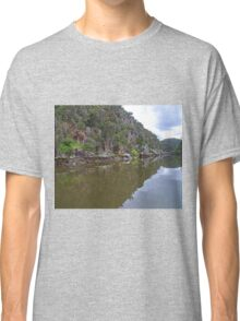 Cataract Gorge, Launceston, Tasmania, Australia Classic T-Shirt