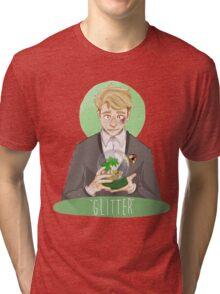 """Glitter"" Tri-blend T-Shirt"