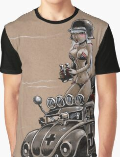 Desert Bettle Graphic T-Shirt