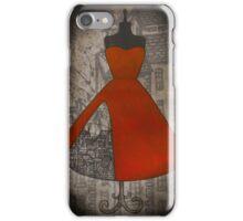 Vintage Mannequin iPhone Case/Skin