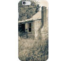 Rural retirement iPhone Case/Skin