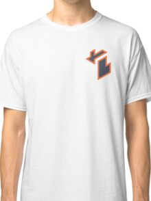 Isometric Michigan (Detroit Tigers) Classic T-Shirt