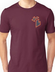 Isometric Michigan (Detroit Tigers) Unisex T-Shirt