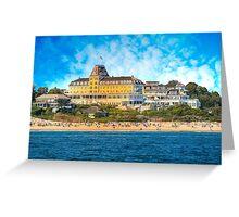 Ocean House Greeting Card