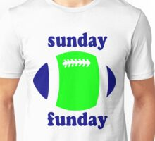 Super Bowl Sunday Funday - Seattle Unisex T-Shirt