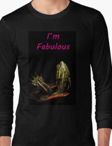 Fabulous Turtle Long Sleeve T-Shirt