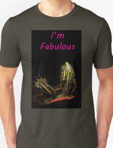 Fabulous Turtle Unisex T-Shirt