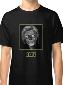 Obey Hillary Classic T-Shirt
