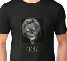 Obey Hillary Unisex T-Shirt