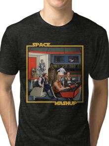 Space Mashup Tri-blend T-Shirt