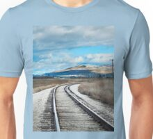 Let the Train pass by Unisex T-Shirt