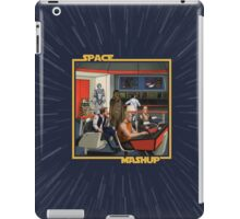 Space Mashup iPad Case/Skin